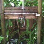  Garden shower