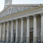 The Metropolitan Cathedral in Buenos Aires; was once Cardinal Bergoglio's turf