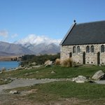  Beautiful Lake Tekapo