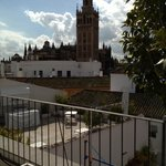  Vistas desde la terraza