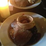roast beef dinner for two
