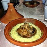  Lamb tagine