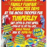 Family Fun Weekend 20th/21st April