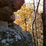 Natural Bridge, Seven Hollows Trail