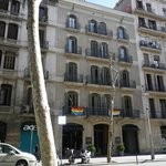 Photo de Advance Hotel Barcelona
