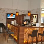Bar in der Lobby