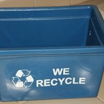 recycle bin inside the suite - very good idea