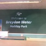  welcome to Breydon water