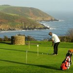Putting Green Youghal Golf Club