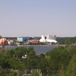  view of Disney from room