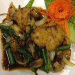 Thai chili fish ... must try ;)