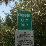 Gulfside sign