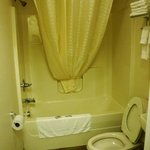 Remodeled Bathrooms in Premier Rooms