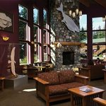  The Main Lodge of Seward Windsong Lodge
