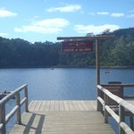  The Lake and Jetty