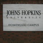  JHU Homewood Campus