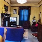 Magnollia Room.. beautifully decorated, fantastic 2 room suite, spa, open fires...it has it all
