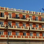  Hotel Samos from the street