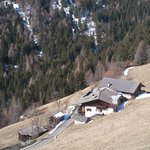  Panorama dal Gasthof
