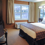 Single Queen Handicap Accessible Room