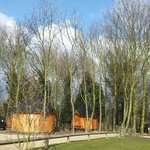 Foto di Lee Valley Campsite