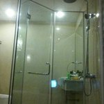 cool shower
