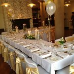 Our private function room