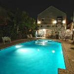  Lamothe House Hotel Pool and Carriage House