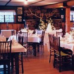 Baldpate Inn main dining room