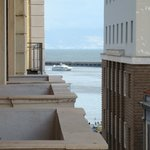  dal balcone Il Porto