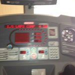 Fitness Center Treadmill