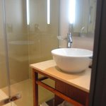  Simple bathrooms but well kept by staff, everyday - great service