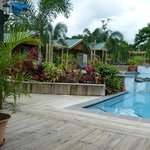  One of the 3 Swimming Pools