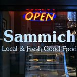 Sammich is OPEN for business!