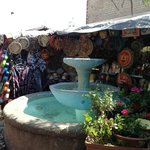 Olvera St - Mexico in Downtown Los Angeles