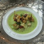  Frog legs - one of the items from the lunch set menu