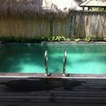  Private pool for villa 8