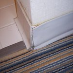  Room 104: Loose Molding Fail