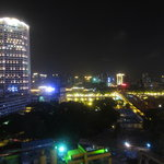  Another view at night from room