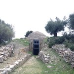 Peristeria Mycenean Tomb