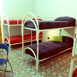 Shared room ensuited with free lockers