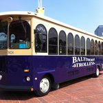 ‪Baltimore Trolley Tours‬
