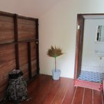 wardrobe in bungalow