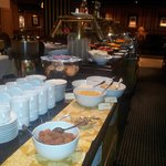  buffet matin