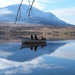  Fishing Loch Naver