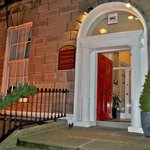 Fitzwilliam Townhouse Entrance