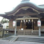 Shirakata Tenmangu Shrine