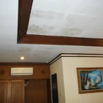 Mould on the ceiling