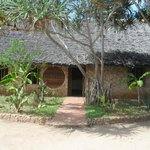 Mwazaro Beach Mangrove Lodge
