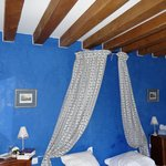  La chambre Bleu azur